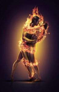 fire couple