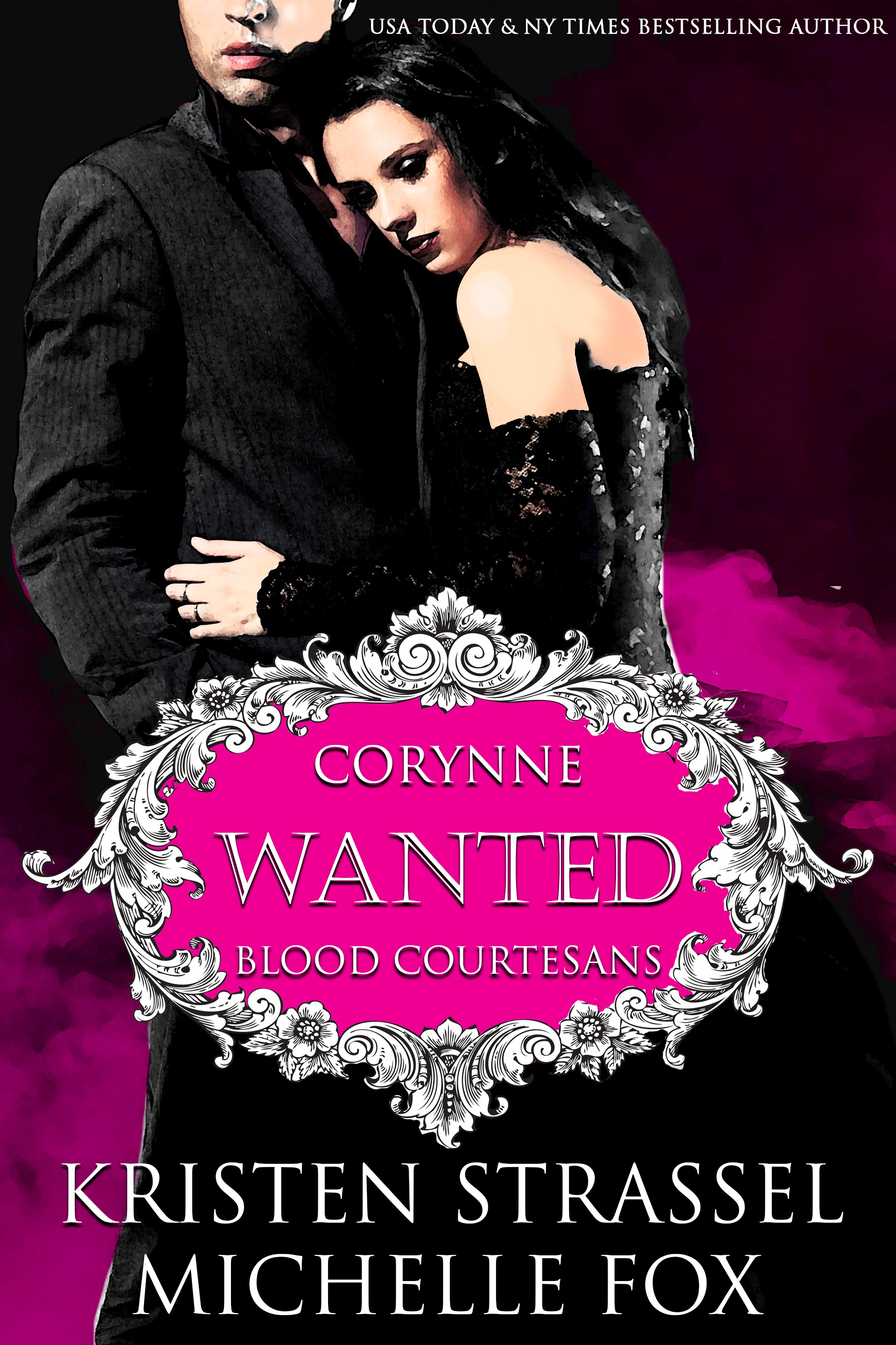 Wanted Blood Courtesans Kristen Strassel